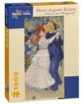 Puzzle Pomegranate de 1000 piese - Dans in Bougival Pierre Renoir - 1t