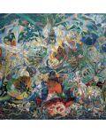 Puzzle Pomegranate de 1000 piese - Lupta luminilor,  Joseph Stella - 2t