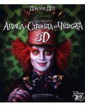Alice in Wonderland (3D Blu-ray) - 1t