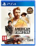 American Fugitive: State Of Emergency (PS4) - 1t