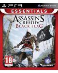 Assassin's Creed IV: Black Flag - Essentials (PS3) - 1t