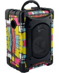 Boxa multicolora Diva - MBP20KN - 2t