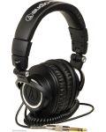 Casti Audio-Technica ATH-M50 - negre - 2t