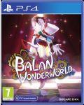 Balan Wonderworld (PS4) - 1t