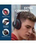 Casti wireless Anker - Soundcore Life Q10, negre/rosii - 6t