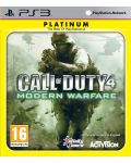 Call of Duty 4 Modern Warfare - Platinum (PS3) - 1t