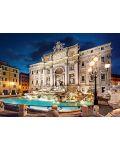 Puzzle Castorland de 500 piese - Fontana di Trevi - 2t