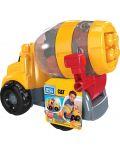 Set de construit pentru copii Mega Bloks - Cat Cement Mixer - 2t
