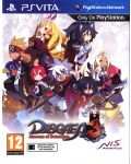 Disgaea 3 Absence of Detention (PS Vita) - 1t
