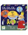 Joc cu carti pentru copii Djeco - Bla Bla Bla - 1t