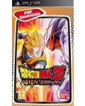 Dragonball Z: Shin Budokai (PSP) - 1t