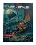 Dungeons & Dragons - Adventure Ghosts of Saltmarsh - 2t