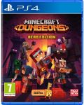 Minecraft Dungeons Hero Edition (PS4) - 1t