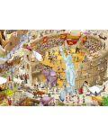 Puzzle Educa de 1000 piese - Roma antica - 2t
