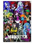 Puzzle Educa de 500 piese - Monster High - 2t