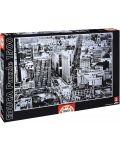 Puzzle Educa de 1500 piese - Rascruce la cladirea Flatiron Building, Manhattan - 1t