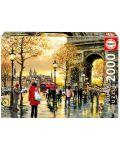 Puzzle Educa de 2000 piese - Arcul de Triumf, Paris - 1t