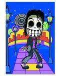 Puzzle Educa de 500 piese - Michael Jackson, Javi Molner - 2t