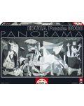 Puzzle panoramic Educa de 3000 piese - Guernica, Pablo Picasso - 1t