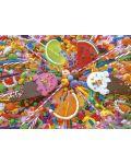 Puzzle Educa de 500 piese - Dulciuri - 2t
