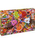 Puzzle Educa de 500 piese - Dulciuri - 1t