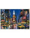Puzzle neon Educa de 1000 piese - Times Square, New York - 2t