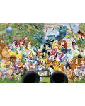 Puzzle Educa de 1000 piese - Lumea minunata Disney - 2t