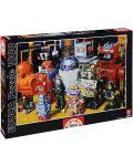 Puzzle Educa de 1000 piese - Robotei - 1t