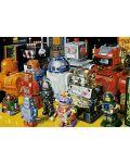 Puzzle Educa de 1000 piese - Robotei - 2t