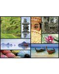 Puzzle Educa de 1000 piese - Culorile Asiei - 2t