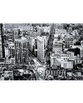 Puzzle Educa de 1500 piese - Rascruce la cladirea Flatiron Building, Manhattan - 2t