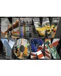 Puzzle Educa de 1000 piese - Colaj New York - 2t
