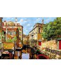 Puzzle Educa de 2000 piese - Lumina in Venetia, Guido Borelli - 2t