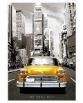 Puzzle Educa de 1000 piese - Taxi in New York - 2t