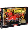 Puzzle Educa de 1500 piese - Automobil retro - 1t
