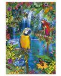 Puzzle Educa de 500 piese - Pasari tropicale - 2t