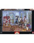 Puzzle Educa de 3000 piese - Atelierul lui Picasso - 1t