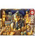 Puzzle Educa de 1000 piese - Comorile din Egipt - 1t