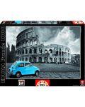 Puzzle Educa de 1000 piese - Colosseum, Roma - 1t