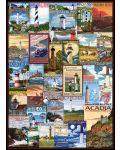 Puzzle Eurographics de 1000 piese – Faruri - 2t