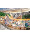 Puzzle Eurographics de 1000 piese – Barcelona - 2t