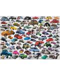 Puzzle Eurographics de 1000 piese – Volkswagen broscuta - 2t