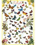 Puzzle Eurographics de 1000 piese – Fluturi - 2t