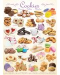 Puzzle Eurographics de 1000 piese – Biscuiti - 2t