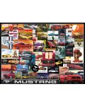 Puzzle Eurographics de 1000 piese – Ford Mustang - 2t