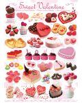 Puzzle Eurographics de 1000 piese – Dulciuri pentru Sfant Valentin - 2t