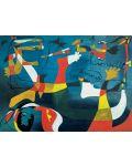 Puzzle Eurographics de 1000 piese – Iubire amara, Joan Miro - 2t