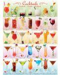 Puzzle Eurographics de 1000 piese – Cocktail-uri - 2t