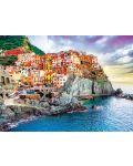 Puzzle Eurographics de 1000 piese – Cinque Tere, Italia - 2t