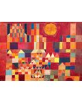 Puzzle Eurographics de 1000 piese – Castel si Soare, Paul Klee - 2t